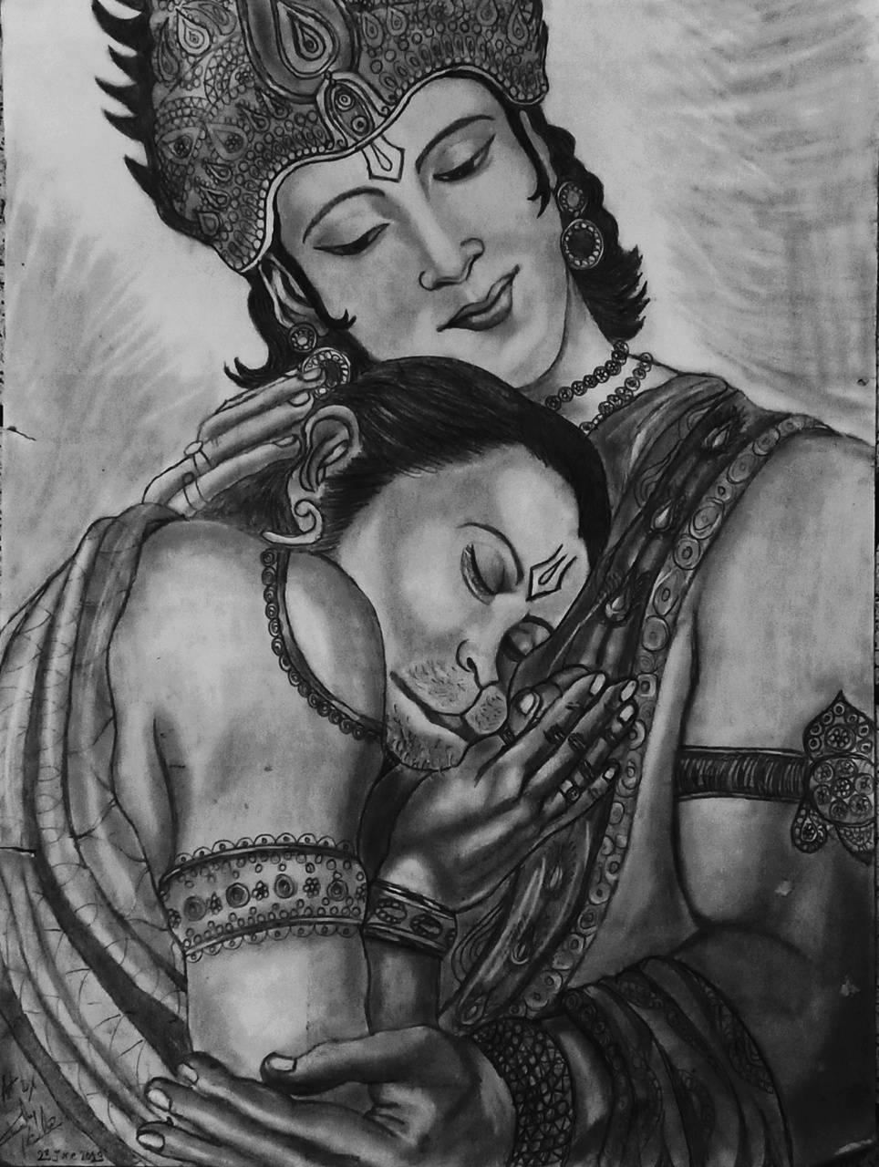 Ram hanuman