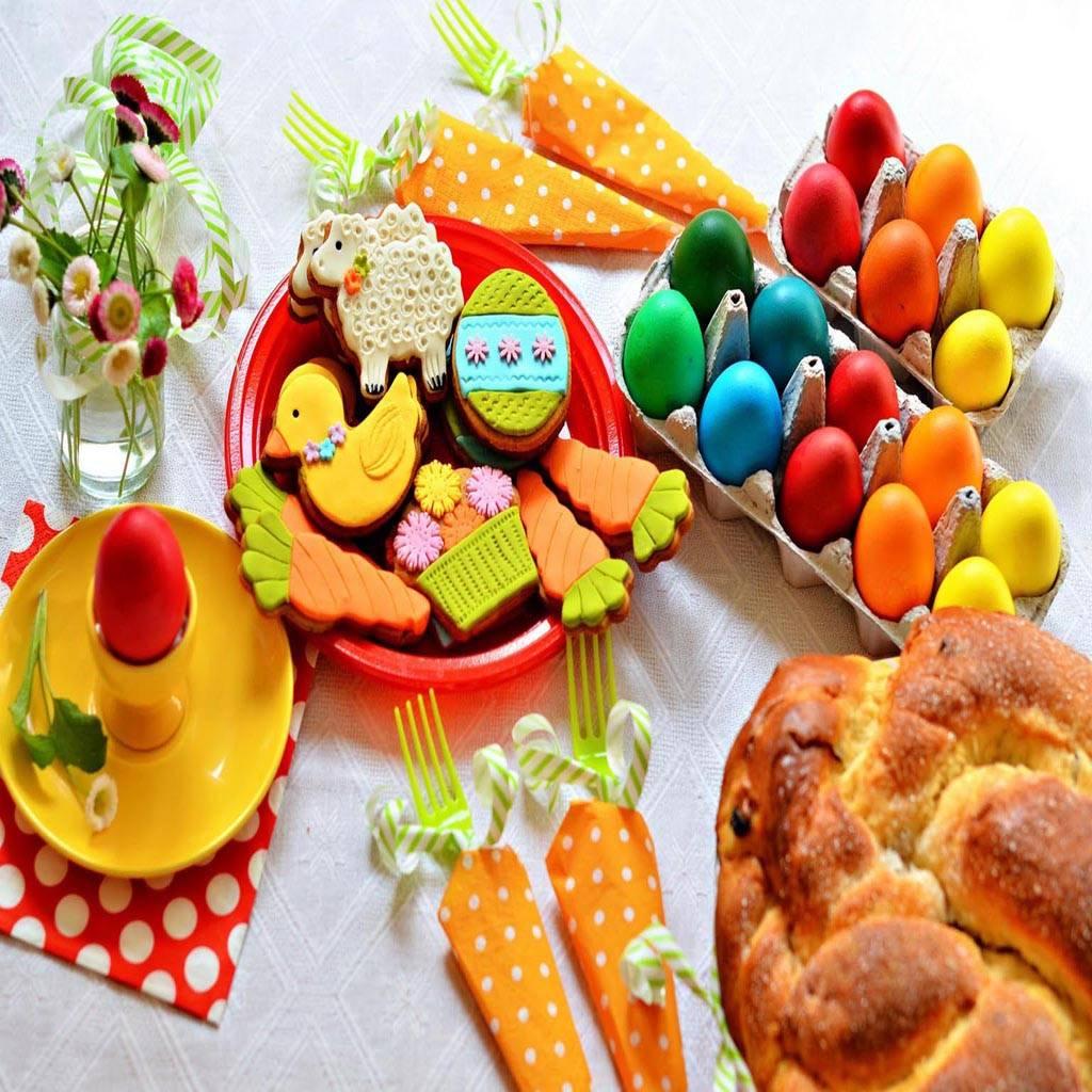 Cookies eggs