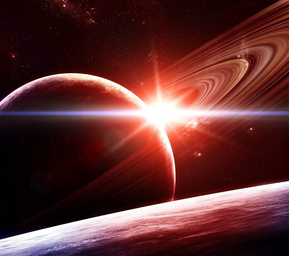 Saturns Glory