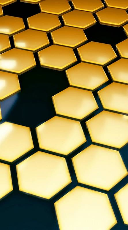 Onyx Hexagons