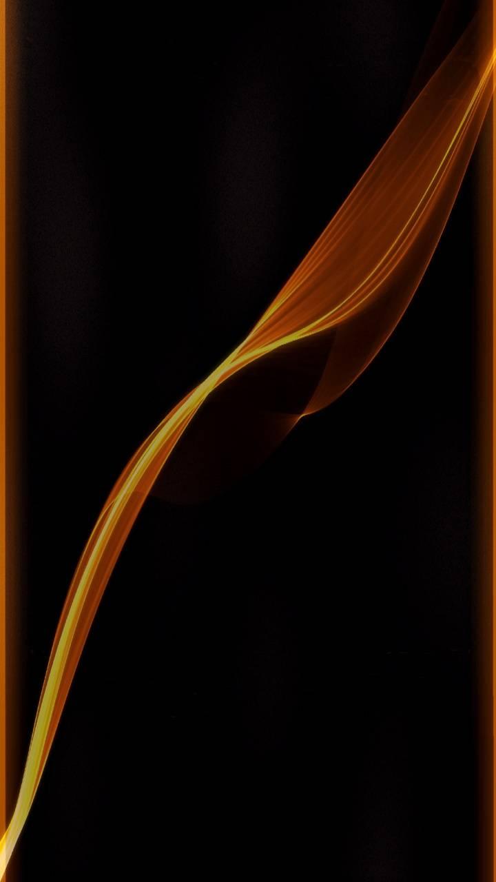 S7 edge Burnt Orange