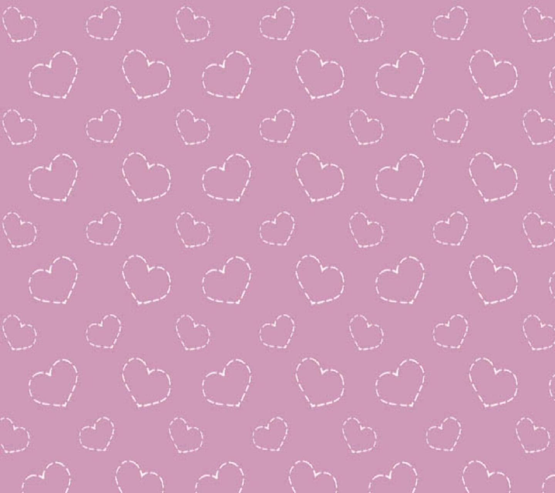 Light Pink Hearts