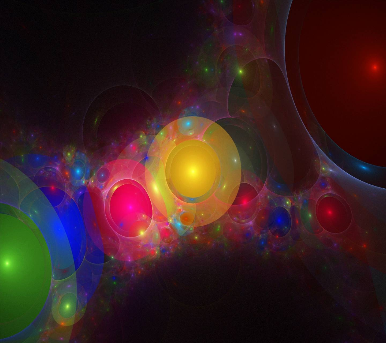 of many circles