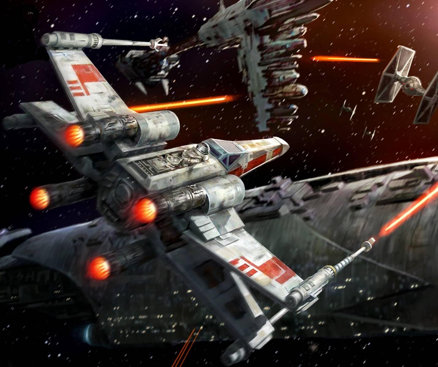 Star Wars Battle Wallpaper By Nightwing3 1a Free On Zedge