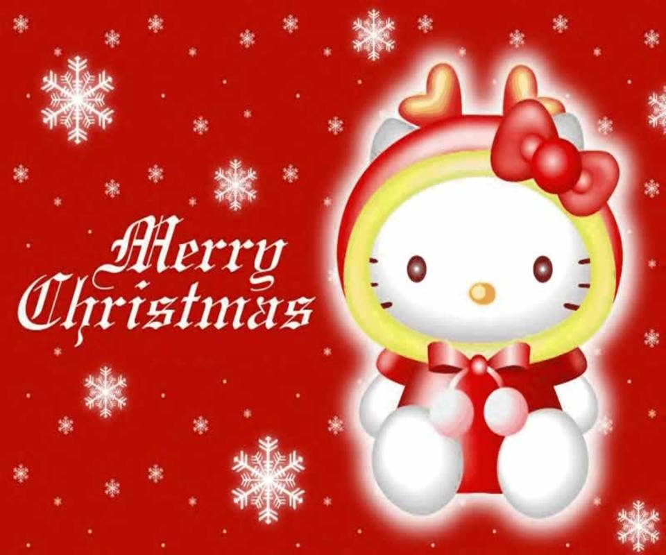 Hello Kitty Xmas1