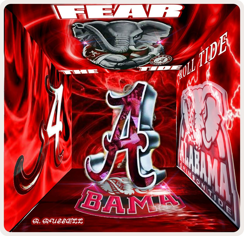 Alabama Football Wallpaper By Bamapinkfan D2 Free On Zedge