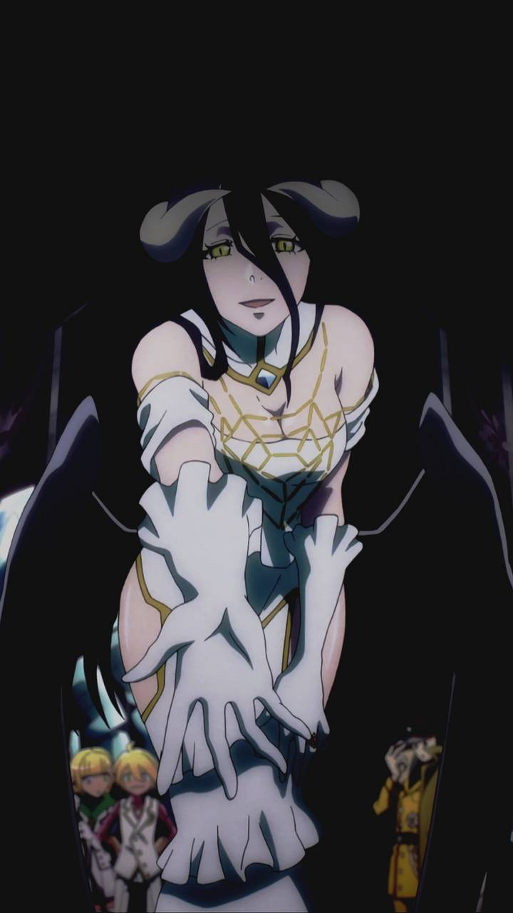Albedo Overlord Wallpaper By Arie Aw 04 Free On Zedge