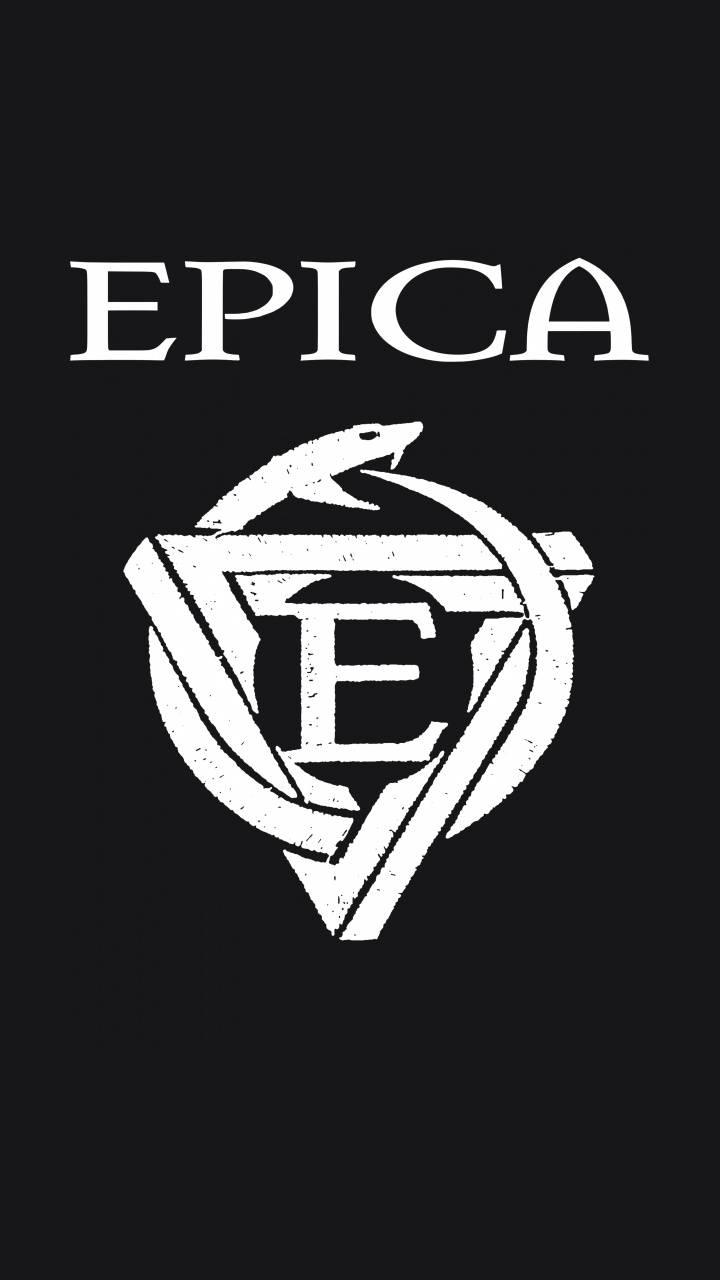 Epica logo wallpaper
