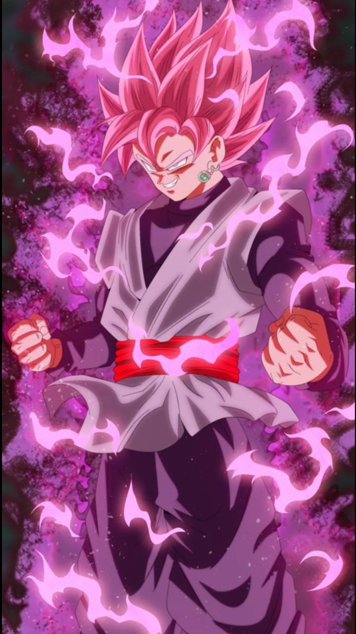 Goku Black Rose Wallpaper By Tronn17 B9 Free On Zedge