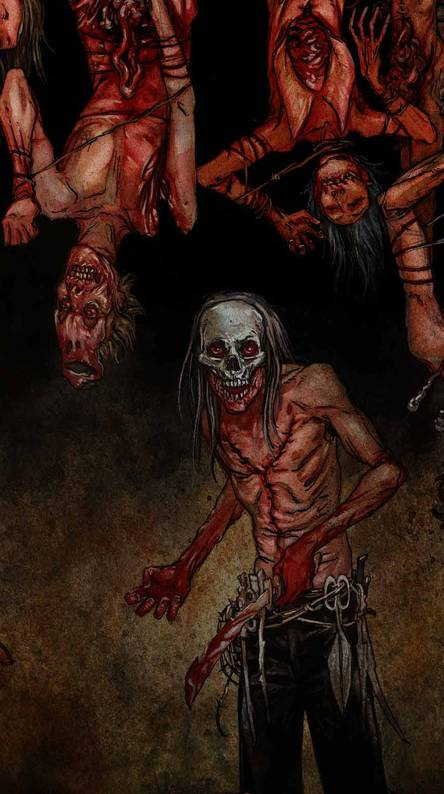 Cannibal Corpse Wallpapers Free By Zedge