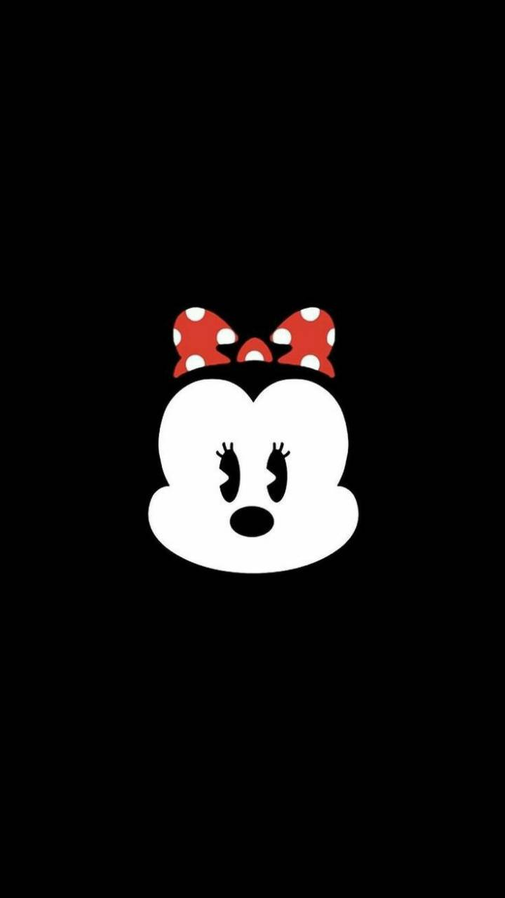 Minnie Mouse Face