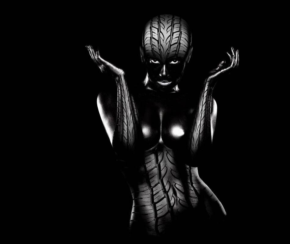 Black Shadow Girl