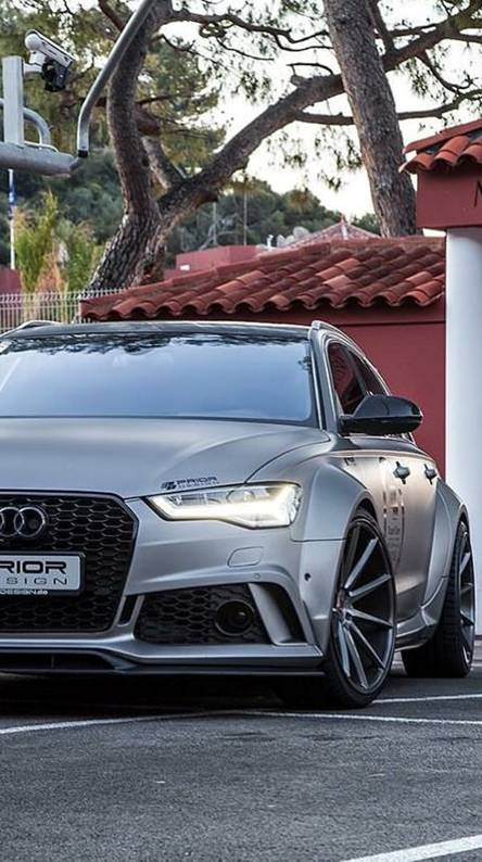 Audi Rs6 Wallpapers Free By Zedge