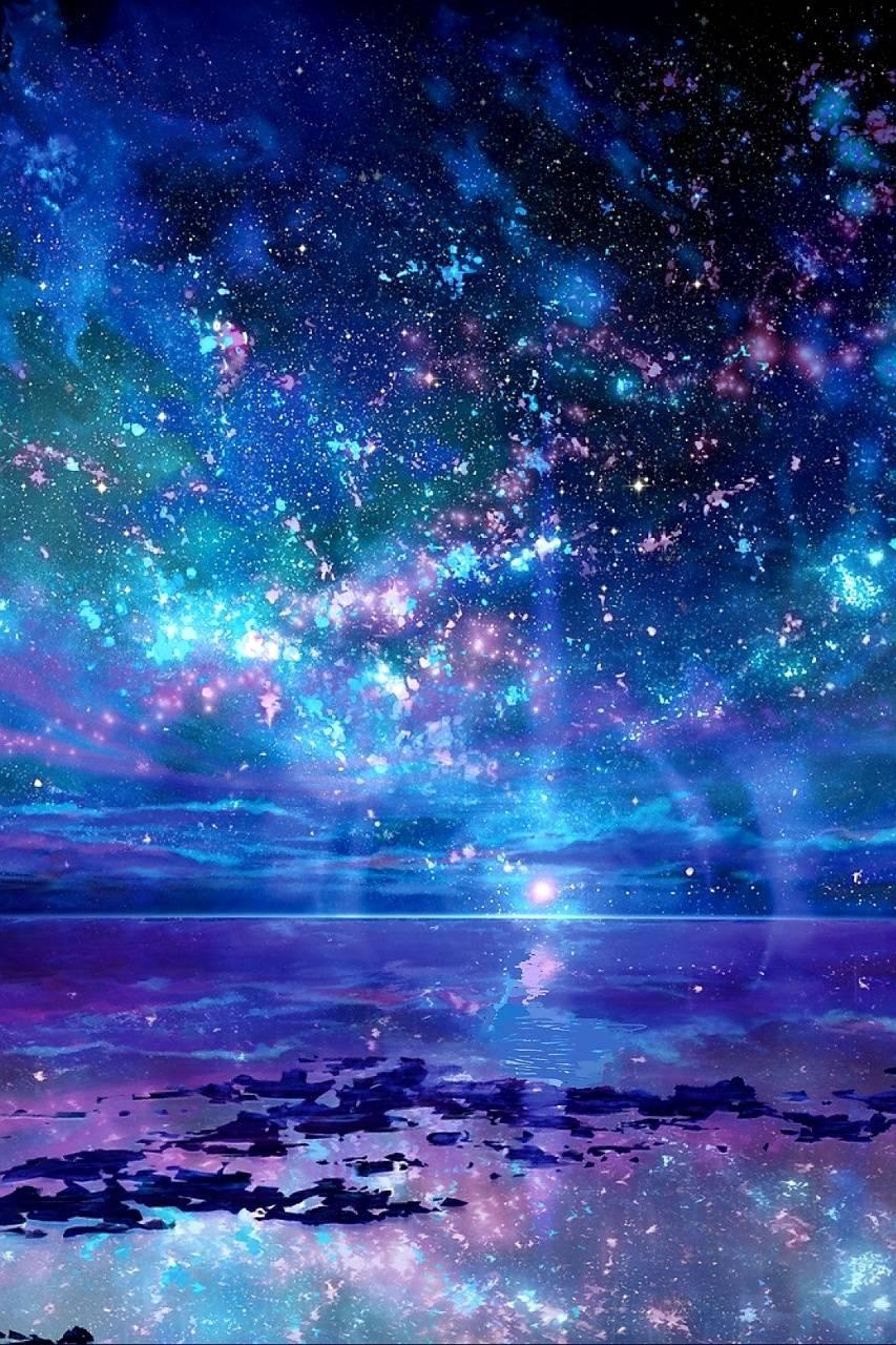 Galaxy Ocean Stars