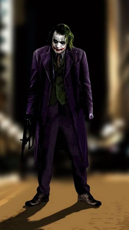 Joker In Street