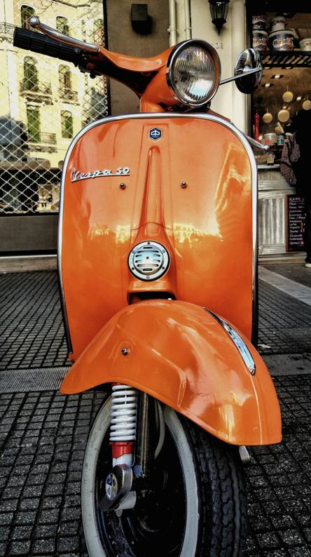 Vespa Wallpapers Free By Zedge