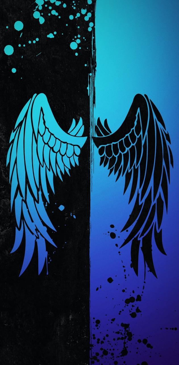 Angle wings