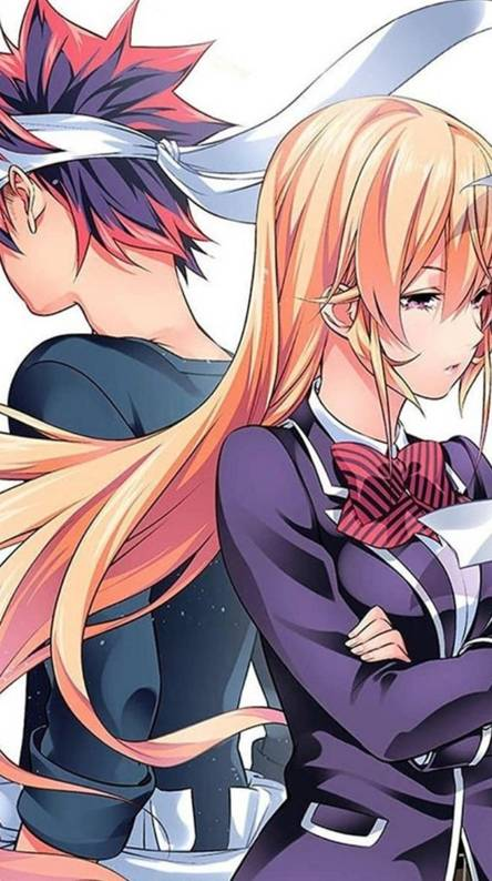 Food Wars Ringtones And Wallpapers Free By Zedge