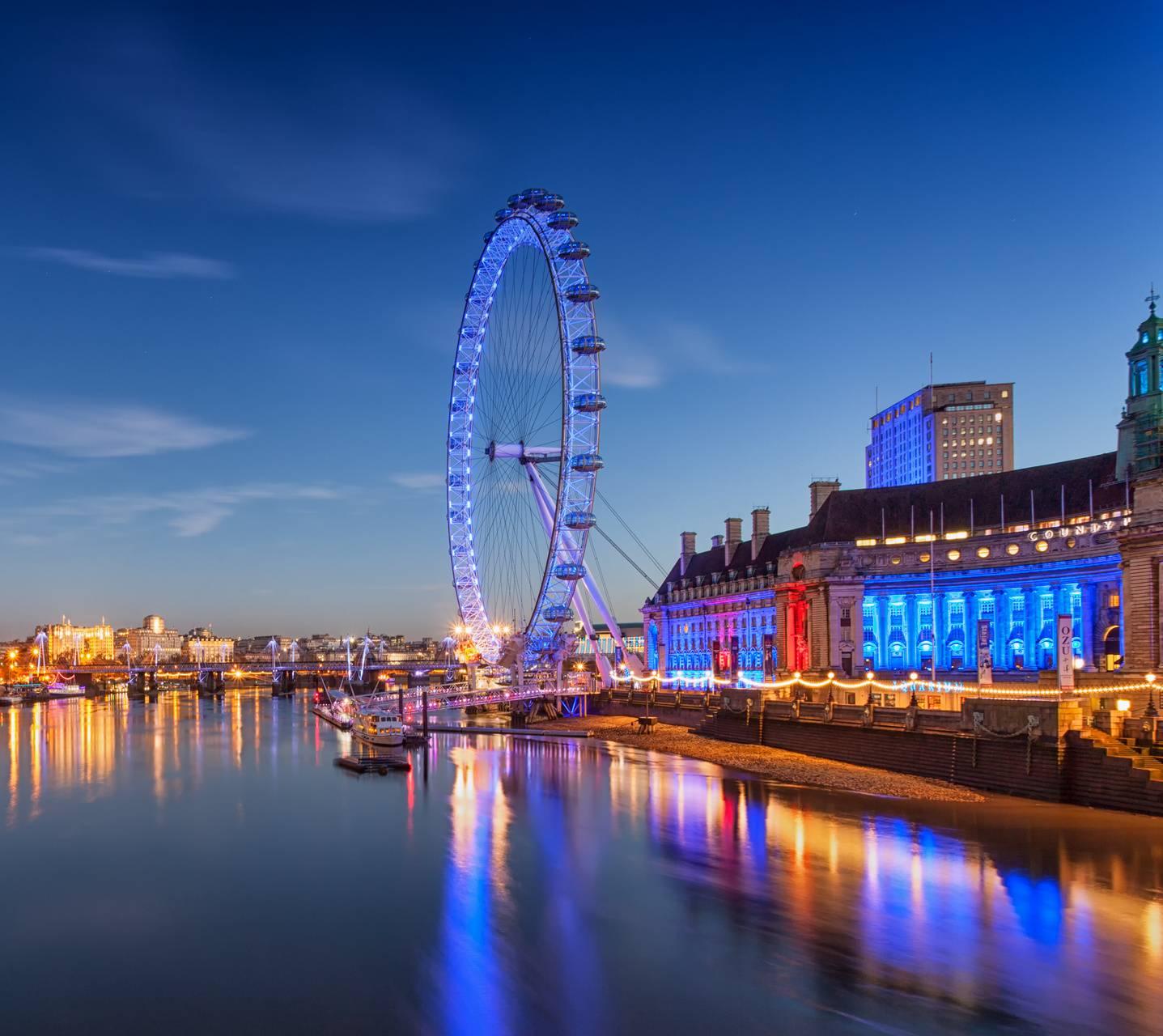 London lake