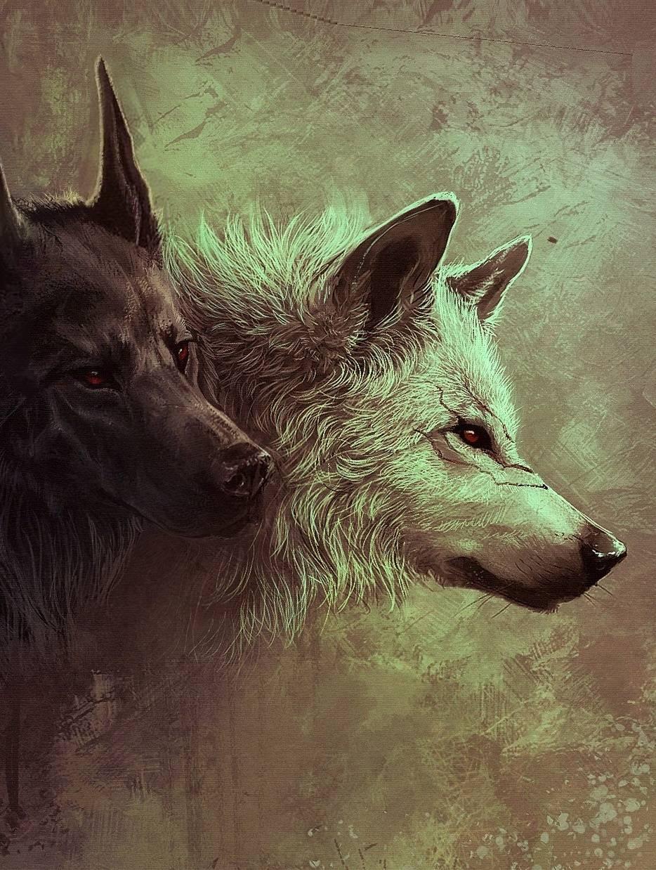 Cuple Wolfs
