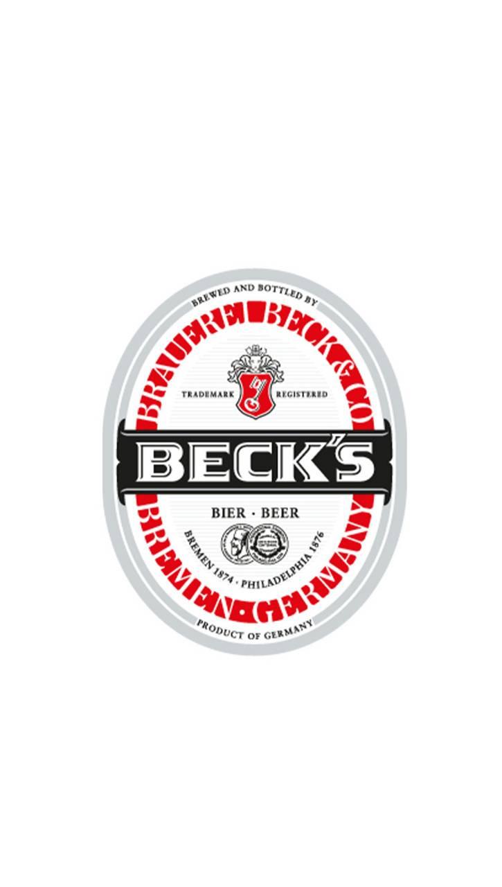 becks beer logo