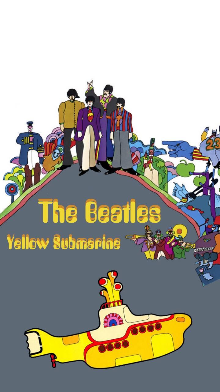 Yellow Submarine Wallpaper By Versury 66 Free On Zedge