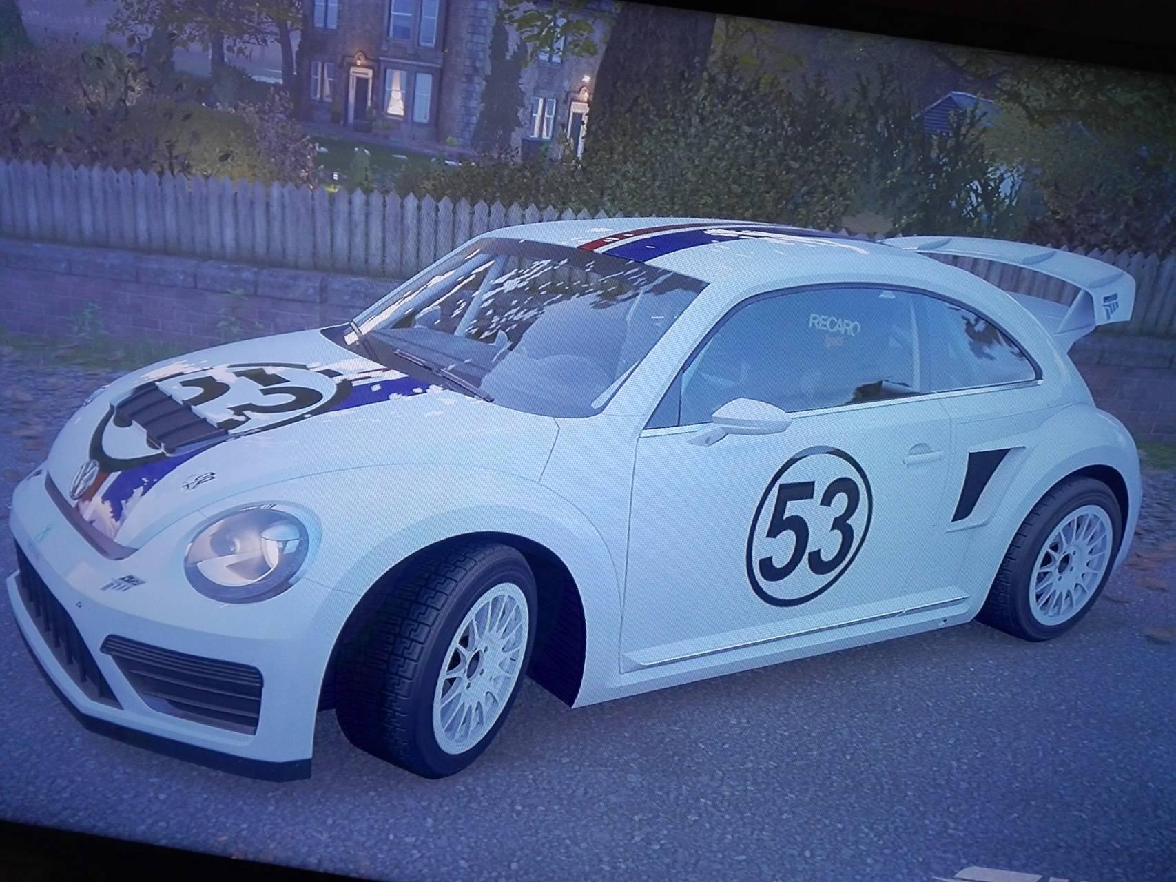 Forza Herbie