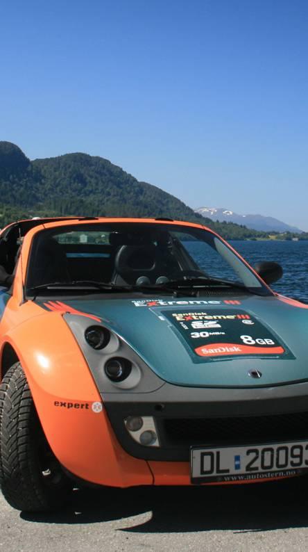 Smart Roadster Sdcar