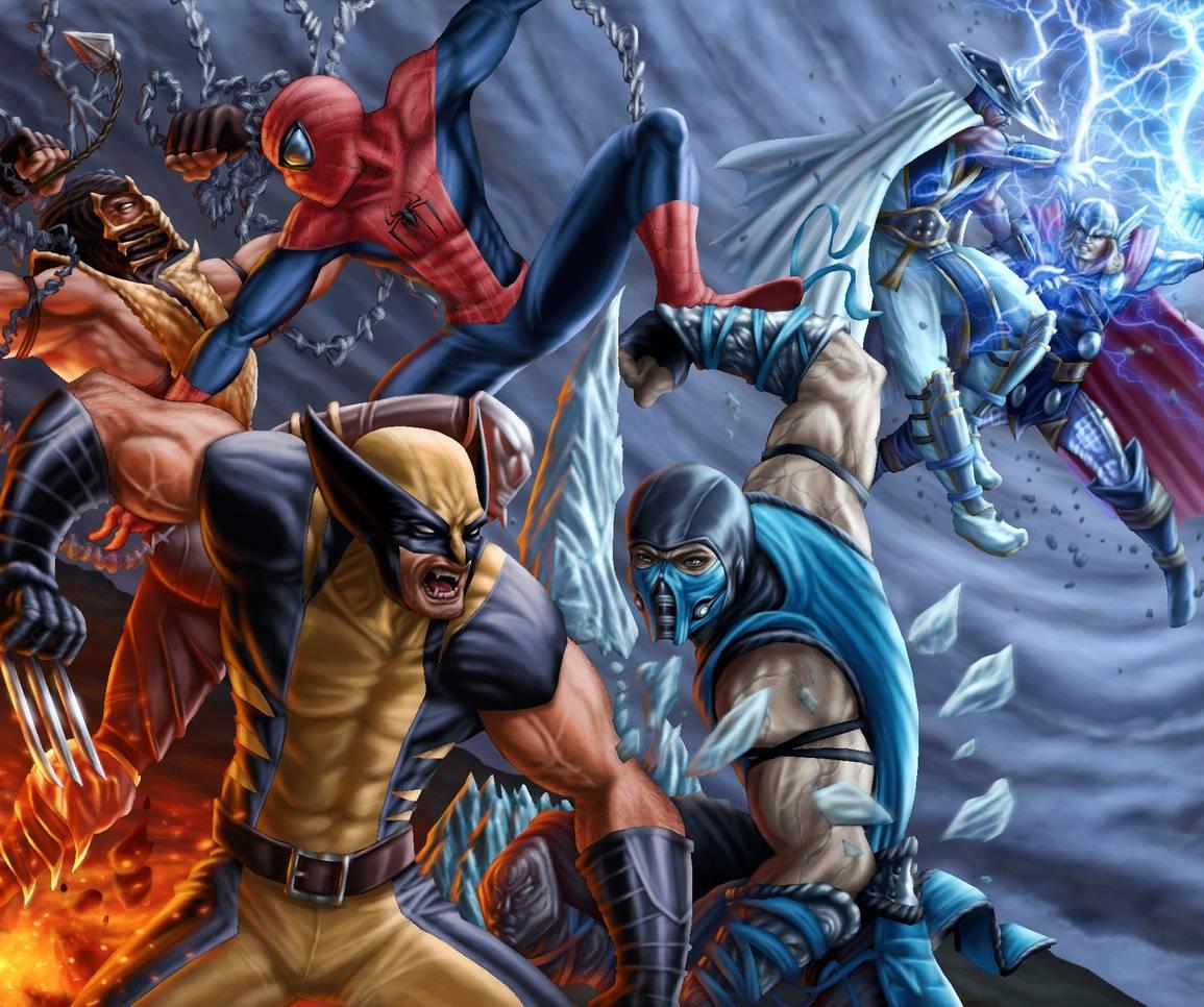 Marvel Kombat