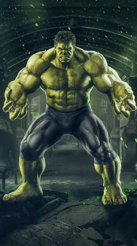 Hulk The Beast