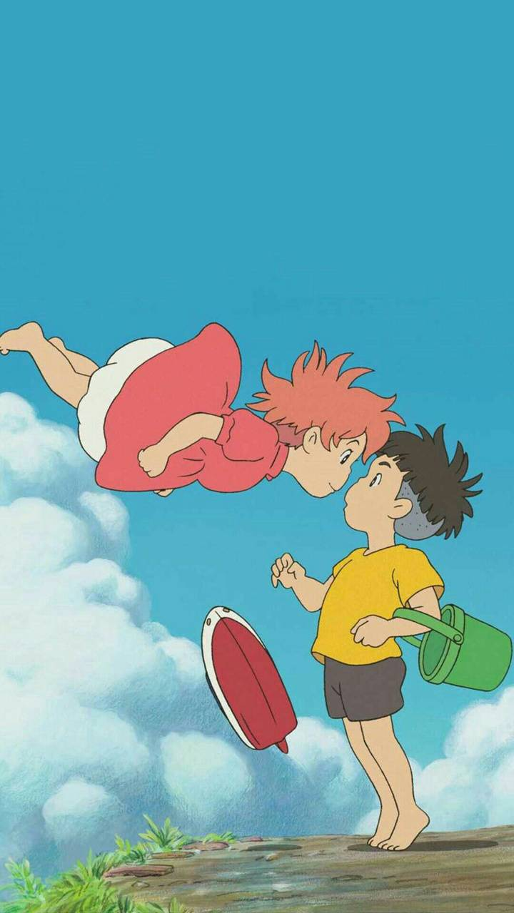 Ponyo Wallpaper By Gibster0 3e Free On Zedge