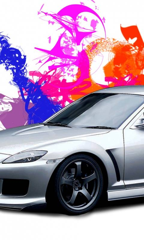 Abstract Rx8