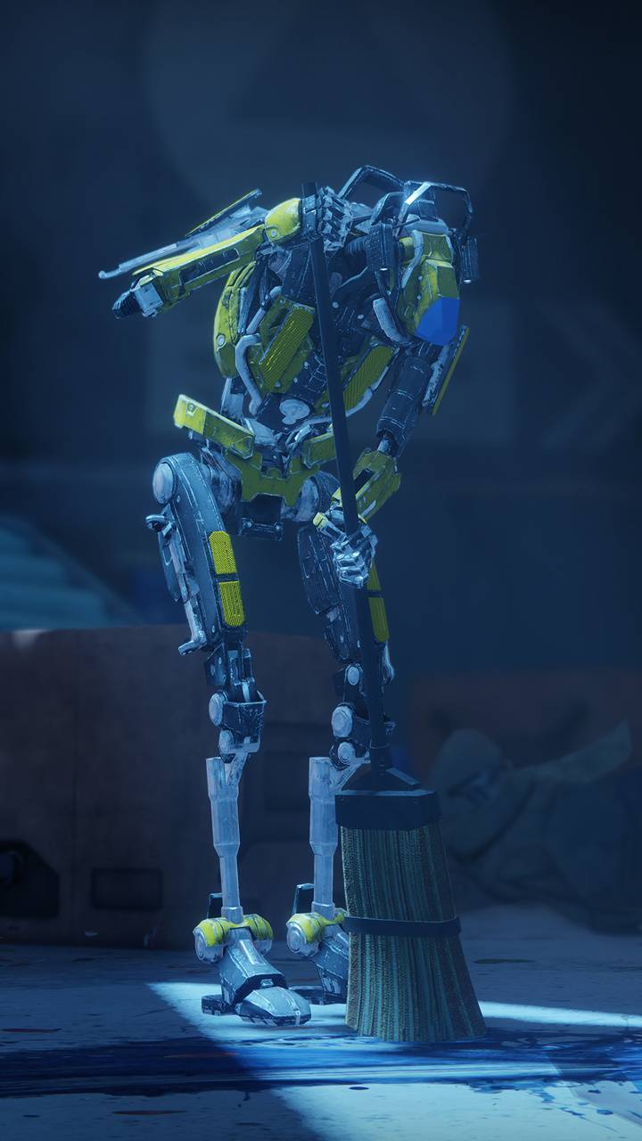 Sweeper Bot