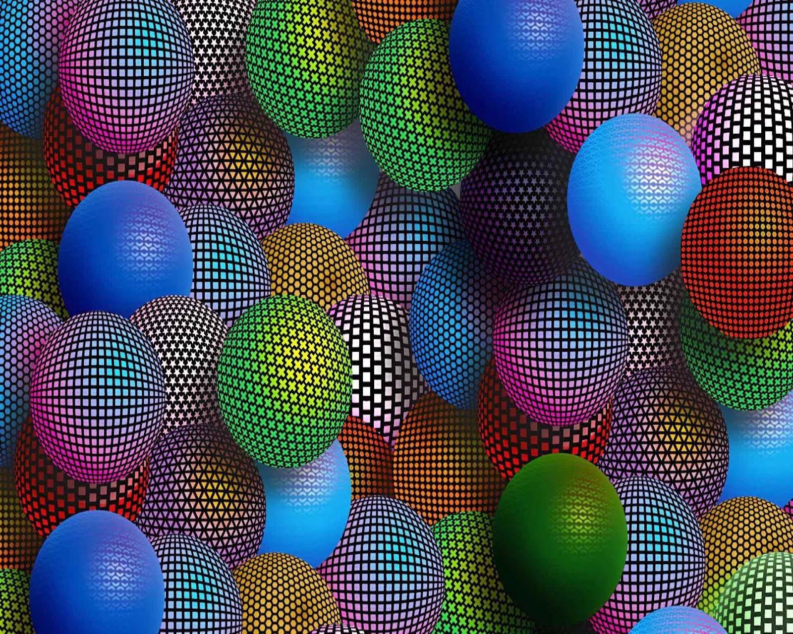 Colorful 3d