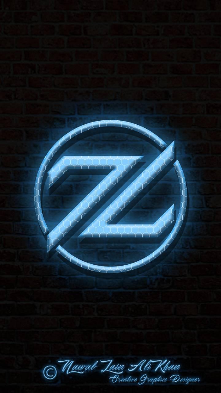 Z Logo Neon