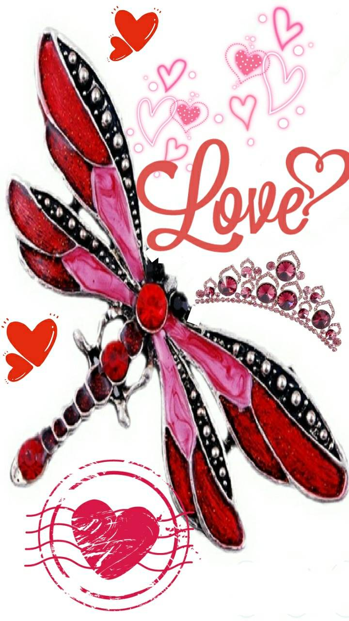 Lovey Dragonfly