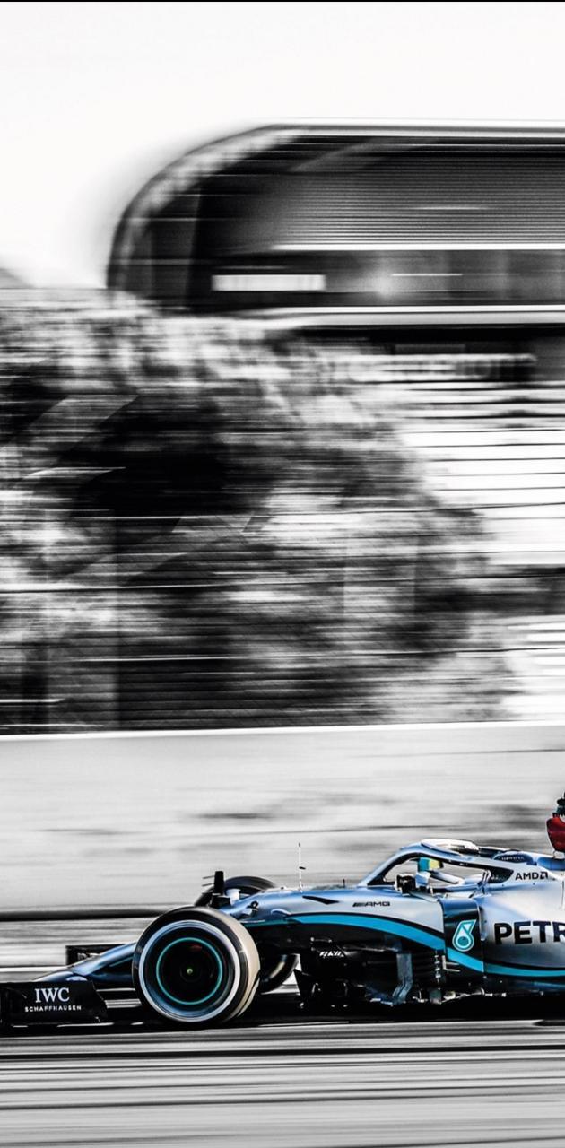 Bottas Formula 1