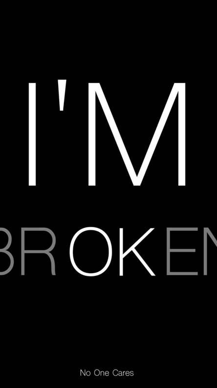 I am Ok Broken