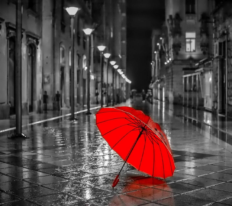 Midnite rain