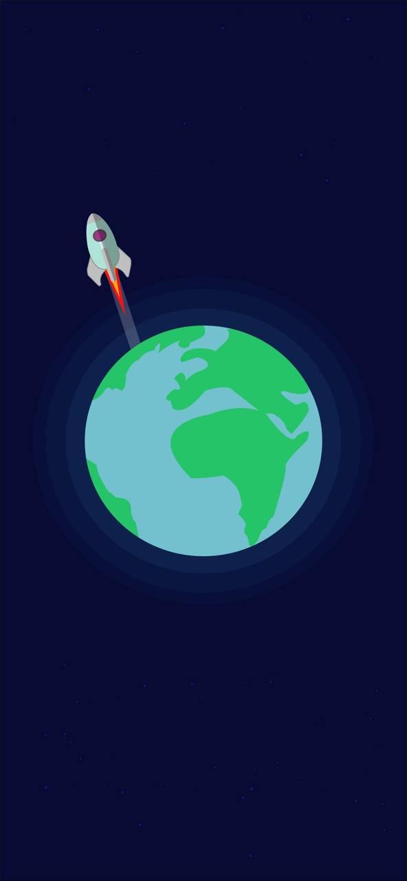 Earth takeoff