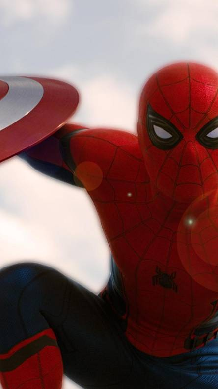 Civil Wars Spiderman