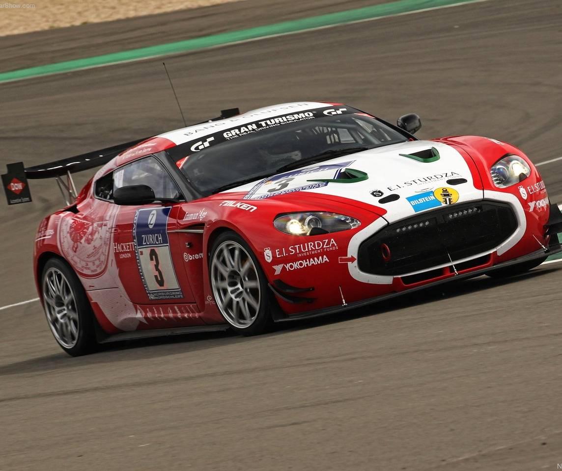 Aston Martin Race Ca