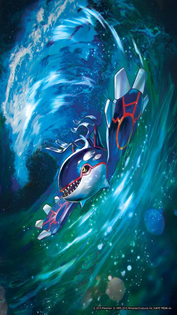 Kyogre Pokemon Wallpaper By Toxictidus A3 Free On Zedge