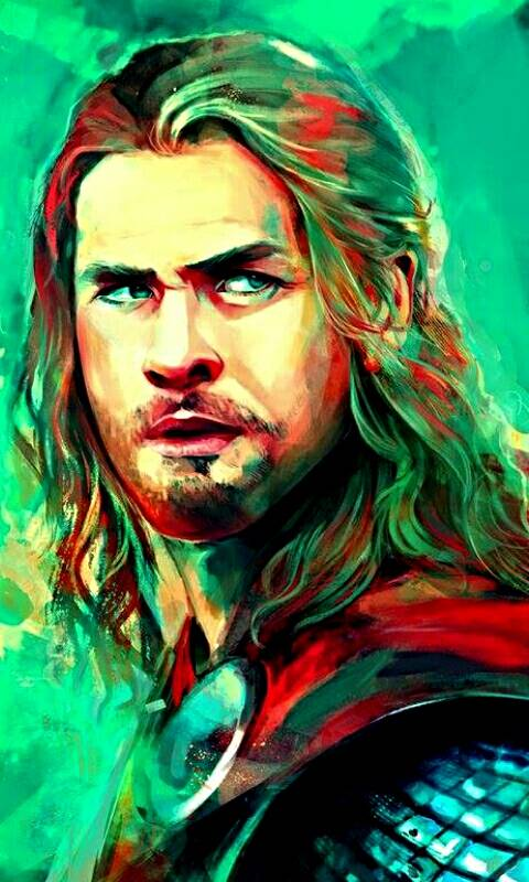 Thor Painting