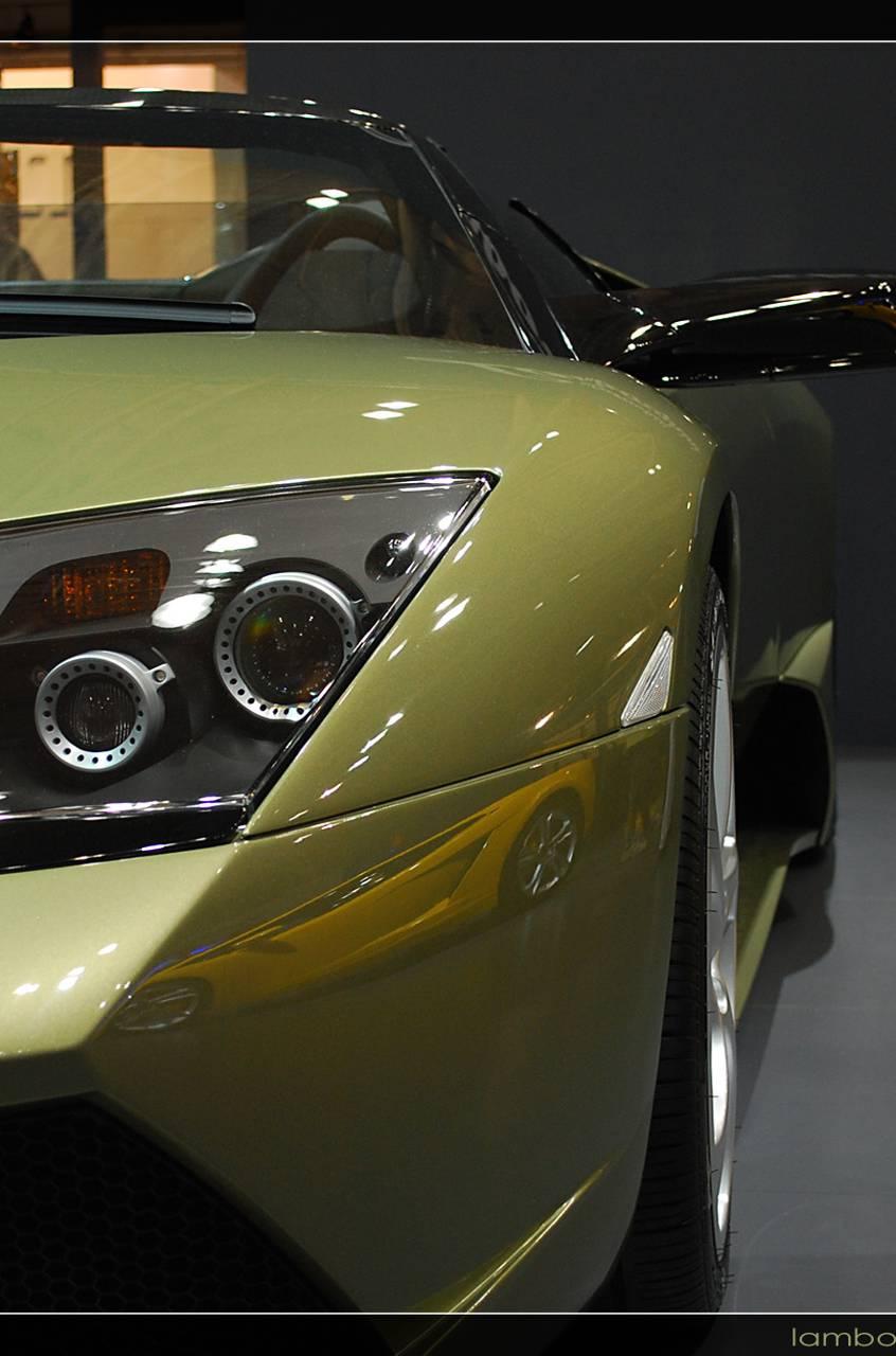 Lambrogini Car
