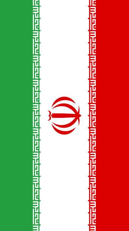 iran flag persian