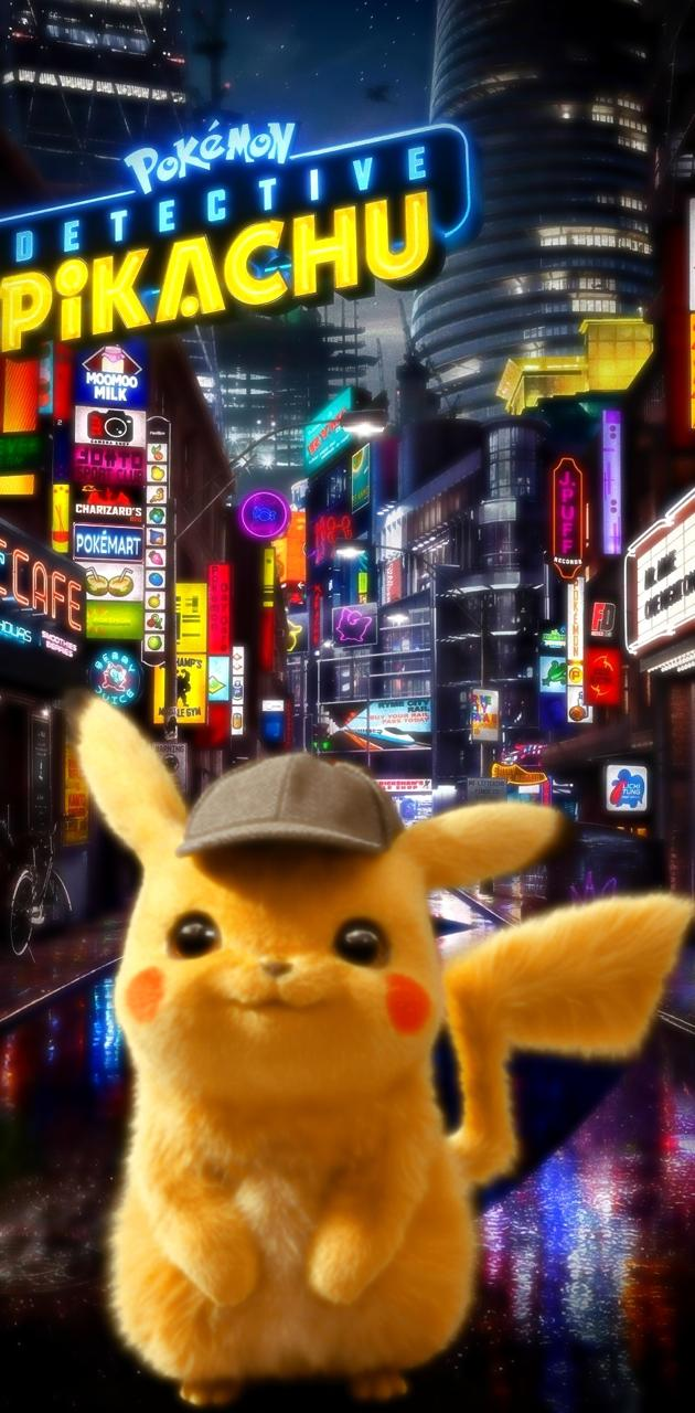 Pikachu City