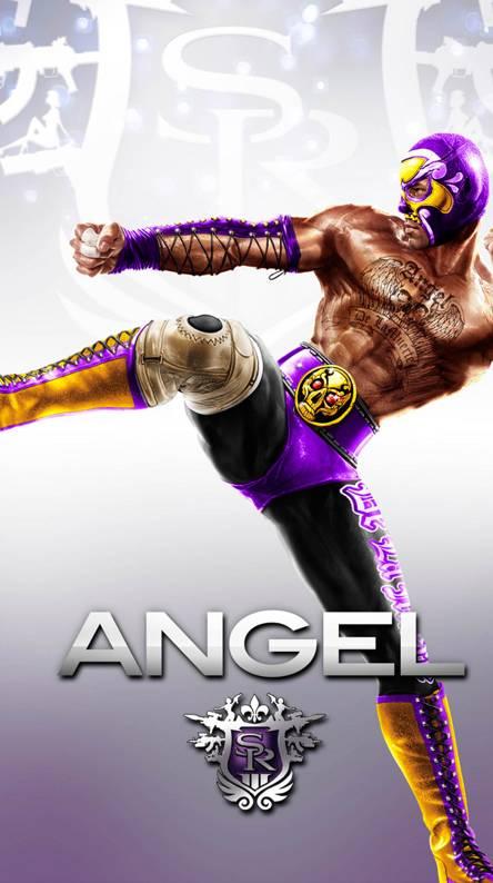Angel - Saints Row 3