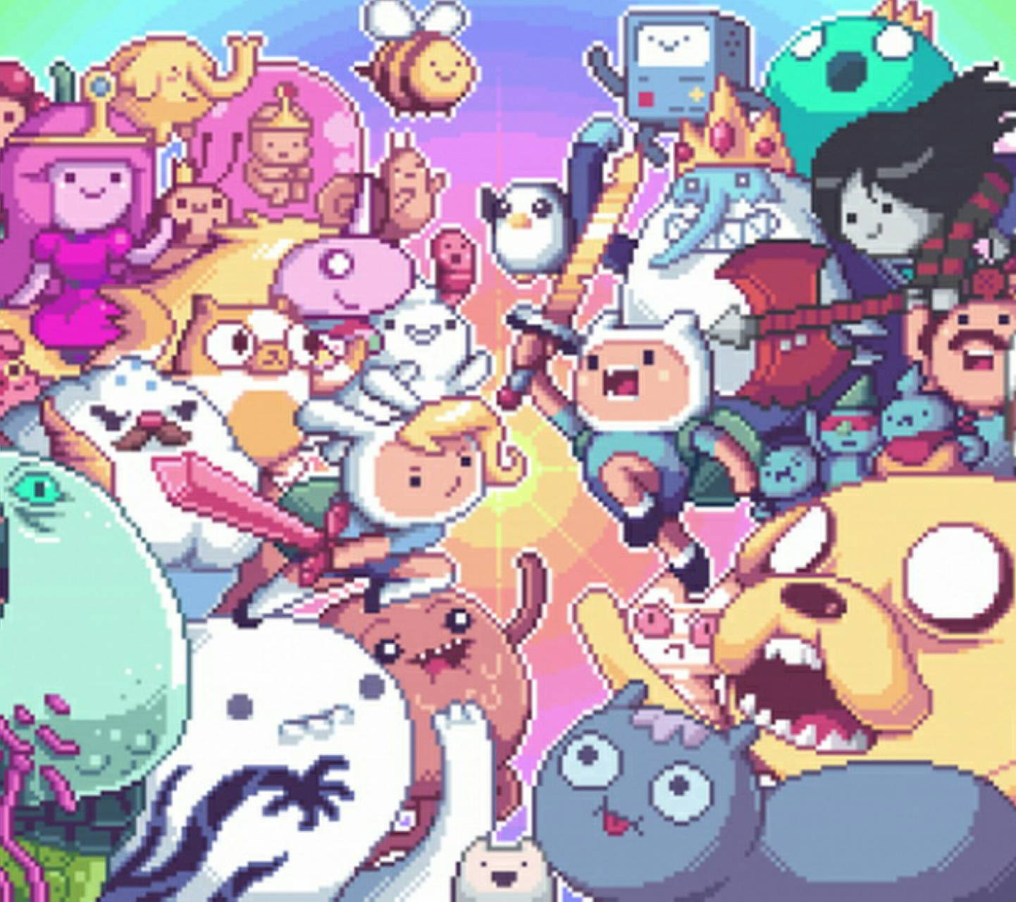 Adventure Time Pixel