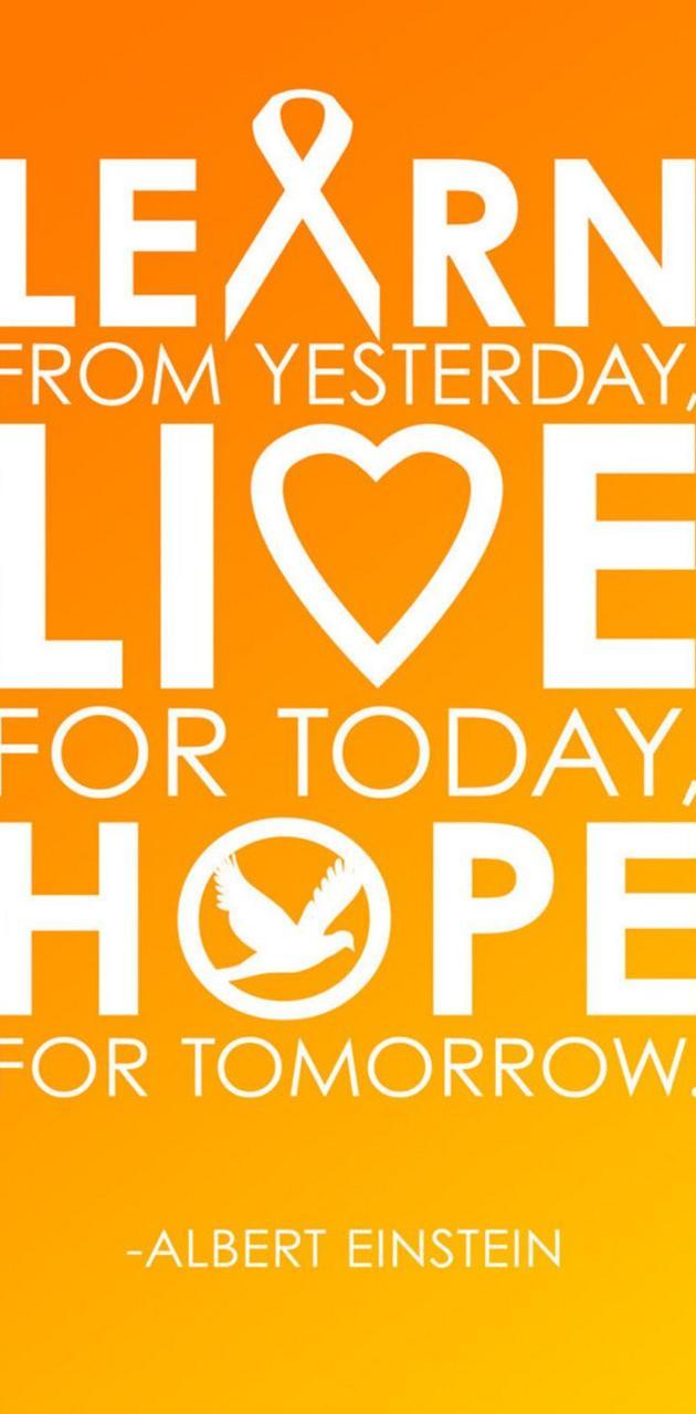 Learn Live Hope